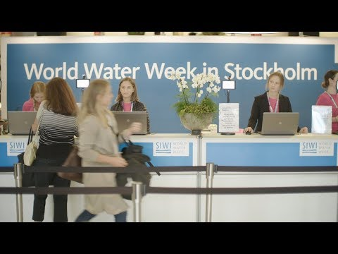 World Water Week 2018: Working Together for A Water-Secure World