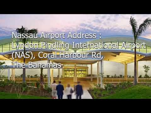 Nassau International Airport, Bahamas (Code :: NAS) | Nassau Airport