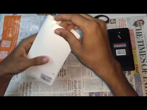 Best Redmi Note 4 Back Cover || Screen Protector Bought from MI Store