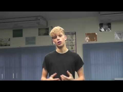 Mountview - Audition- Musical Theatre - Tom Duncan