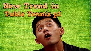 New Trend In Table Tennis - Zhang Jike