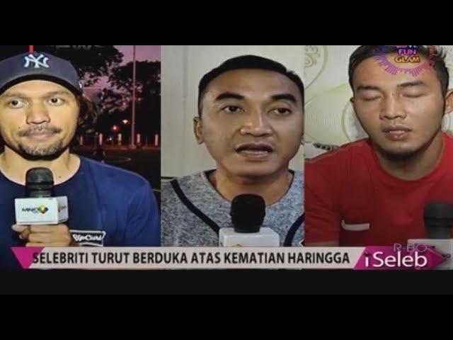 Deretan Selebriti Indonesia Ucapkan Duka Cita untuk Haringga Sirila - iSeleb 25/09