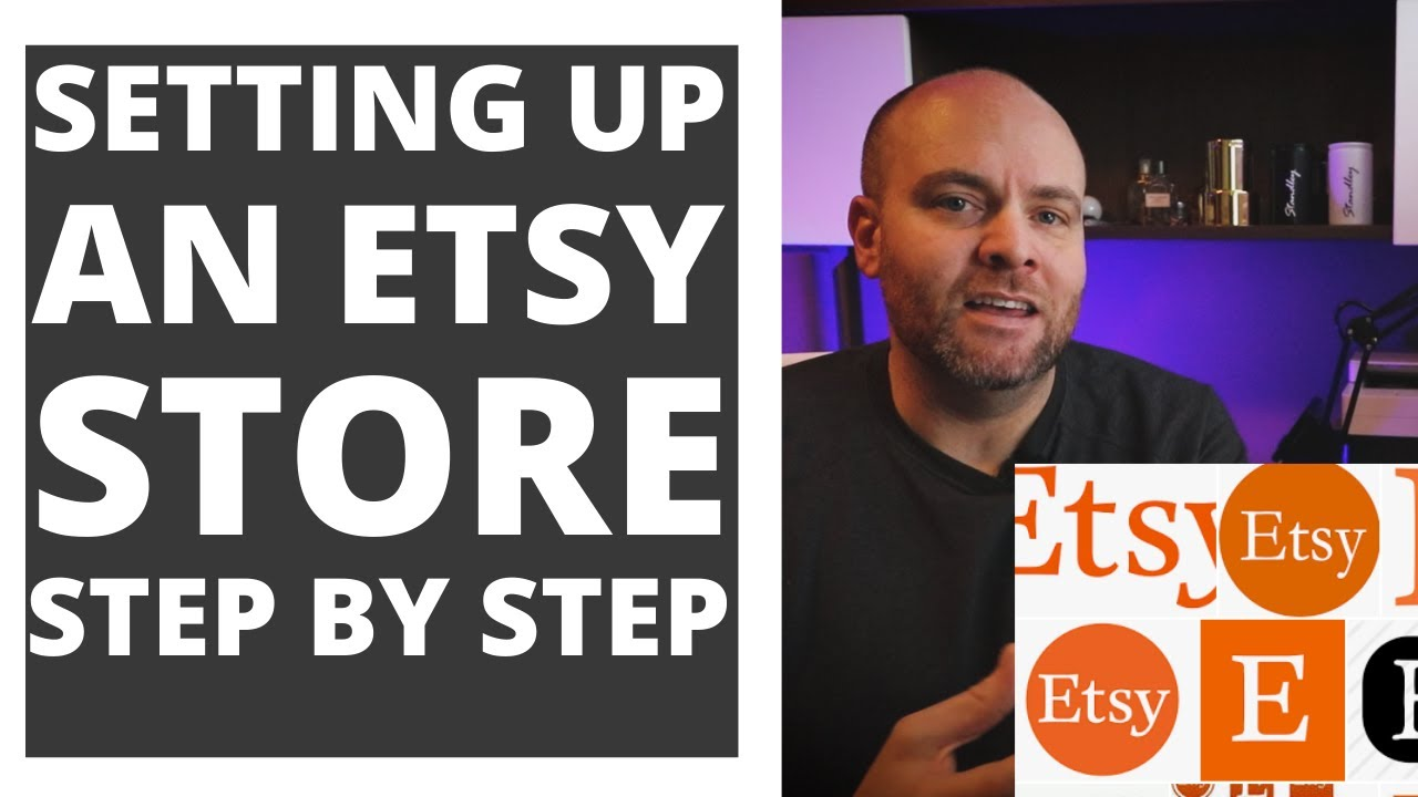 How to set up an ETSY shop step by step - Candles, soap, etc - 2021