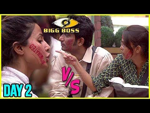 Hina Khan Vs Jyoti Kumari | Bigg Boss 11...