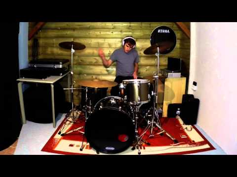 Limp Bizkit - Take A Look Around - Drum Cover