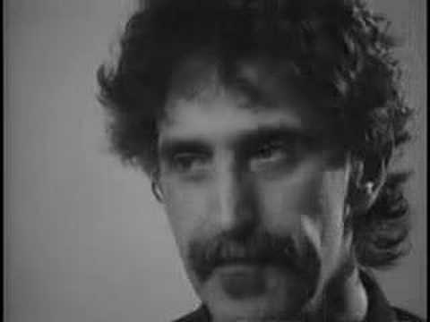 Frank Zappa explains the decline of the music business