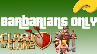 202 Barbaren + Barbarenkönig FTW! || Clash of Clans Special Attack || Let's Play Clash of Clans [HD]