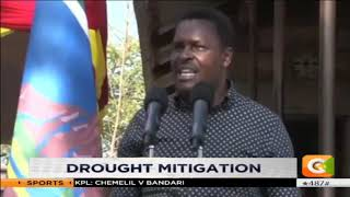 Wamalwa launches water bowsers in Tana River