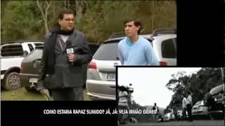 Balanço Geral SP - Segunda reportagem sobre o mistério do escoteiro Marco Aurélio parte 1