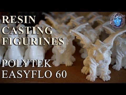 Resin Casting Figurines | Polycraft EasyFlo 60