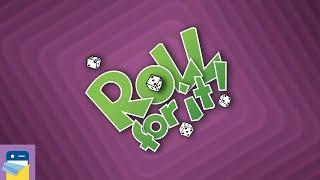 Roll For It!: iOS iPad Gameplay Walkthrough (by Thunderbox Entertainment)