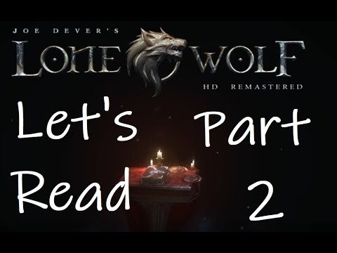 Let's Read: Joe Dever's Lone Wolf HD Remastered (Part 2) |