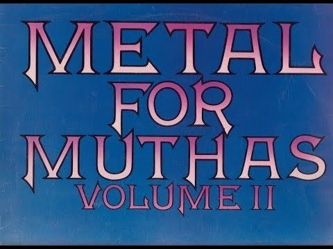 metal for muthas vol 2
