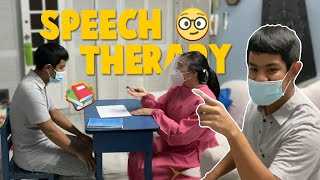 Speech Therapy of Q  | CANDY & QUENTIN | OUR SPECIAL LOVE