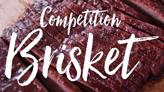 Competition Brisket Recipe thumbnail