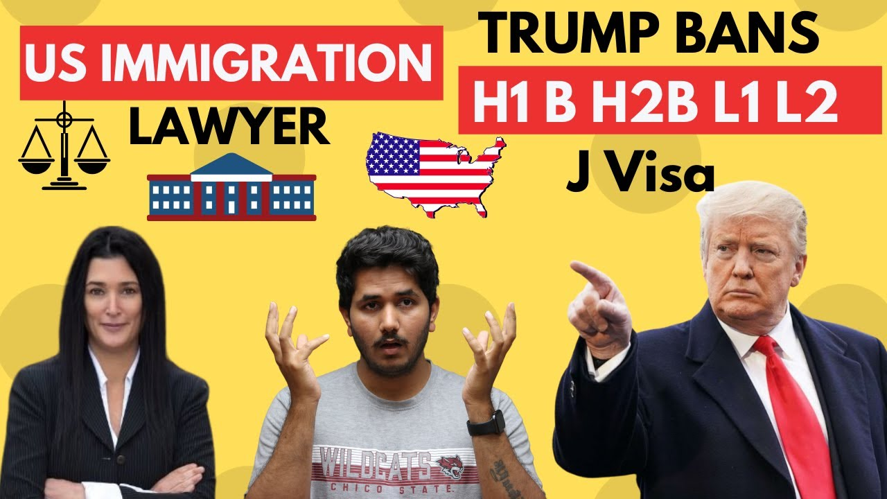 Yudi J Karen Break Down Trump S June 2020 Executive Order
