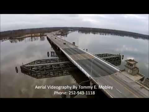 Pamlico & Tar River Bridge Washington NC
