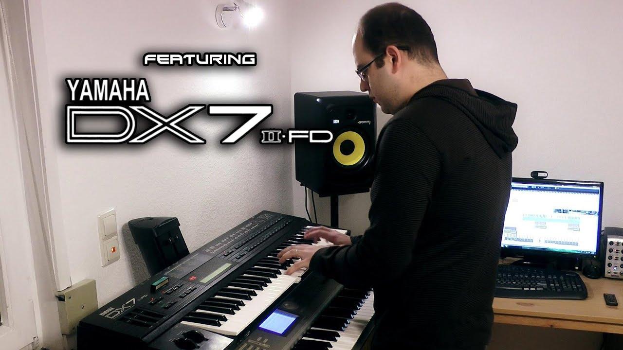 Georgios Zaimis - Genesis (original synthwave w/ DX7)