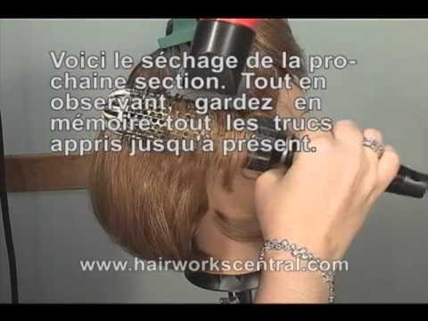 hqdefault - Les differentes techniques utilisées en coiffure : La mise en plis