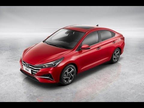 Новый Hyundai Solaris. Первое фото