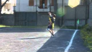 2° GOL WALTER LO TURCO Coppa 13-4-2011 Mongiuffi-usclo Pace 3-2
