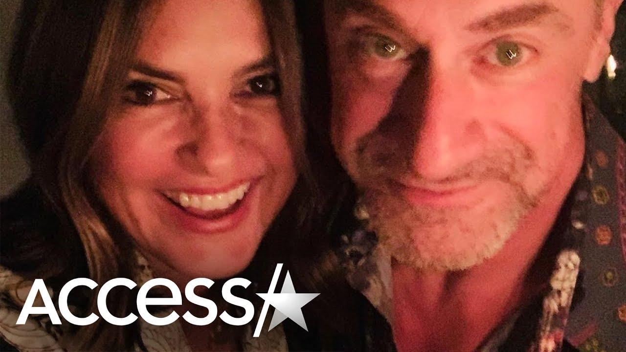 Mariska Hargitay & Chris Meloni's 'SVU' Reunion After 10 Years