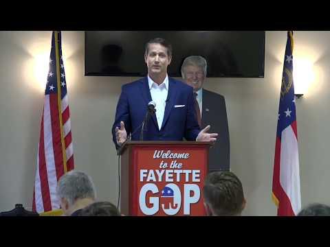 Fayette County GOP- Sen. Michael Williams -