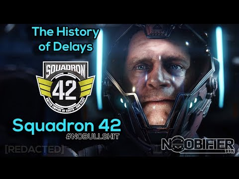 The History of DELAYS - Squadron 42 is COMING #nobullshit
