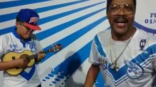 Cante o samba da Nenê de Vila Matilde 2016 -  TV SASP