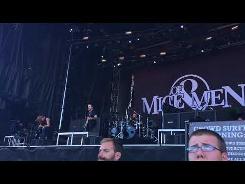 5 - Public Service Announcement - Of Mice & Men (Live at Louder Than Life 2017: Day 1 - 9/30/17)