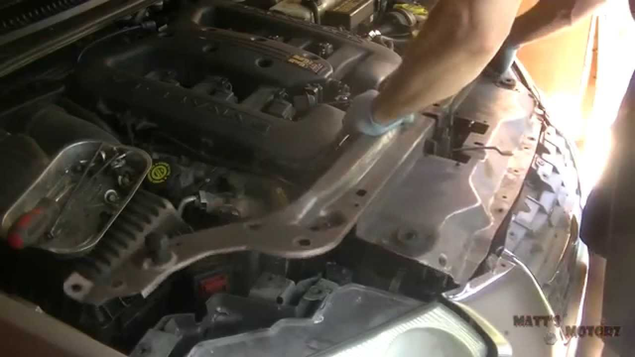 2000 Chrysler 300 Cylinder Heads Replacement Part 1 2000 Chrysler 300m Youtube