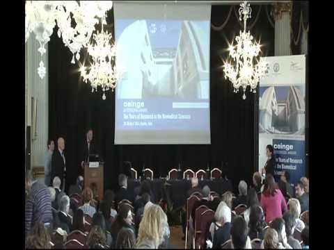 Decennale CEINGE - Il Nobel Ciechanover alla Seconda Giornata