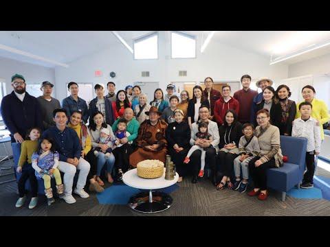 Гадаад дахь монголчуудын цагаан сар | The Mongolian Family