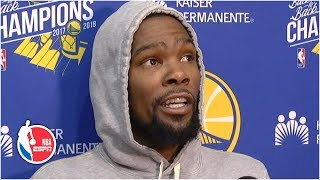 kevin-durant-reacts-critics-warriors-2019-nba-playoffs