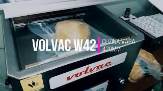 Vakuum mašina za pakovanje Volvac W42