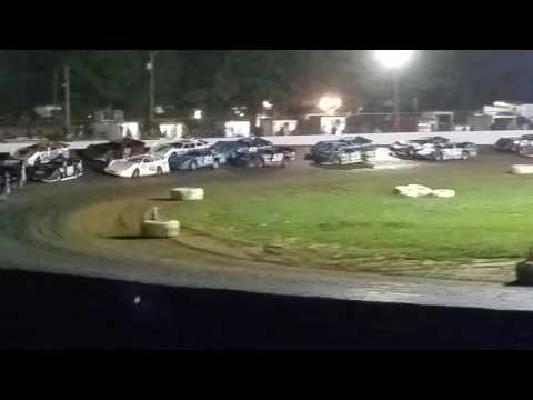 Brownstown Speedway 7-16-2016 Late Model Feature Race