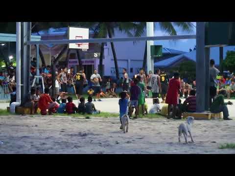 Buzzer Beater Win! | Namdrik v Lae | Majuro Vlog Pt 3