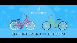 Sixthreezero vs. Electra Beach Cruisers & Bike Review