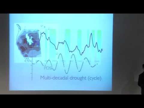 Simon Wang -- Predominant drought cycles in the Intermountain West