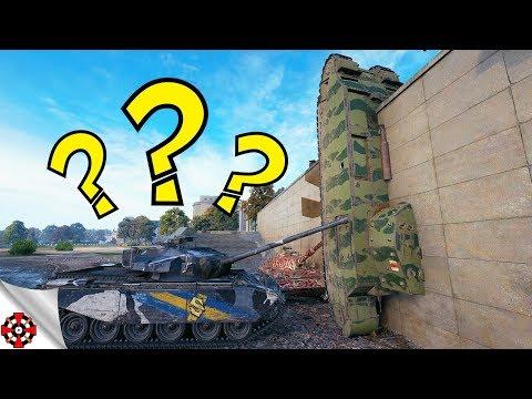 World of Tanks - Funny Moments | PHYSICS FIESTA! (WoT Bugs, July 2018) thumbnail