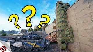 World of Tanks - Funny Moments | PHYSICS...