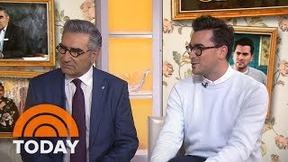 Eugene Levy And Dan Levy Talk About New Season Of 'Schitt's Creek' | TODAY