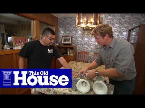 how to choose recessed lights this old house youtube
