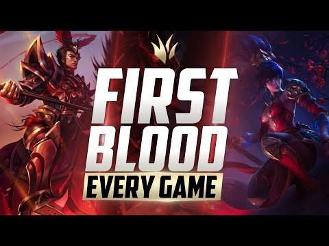 7 Ways To Get FIRST BLOOD Every Game! | Jungle Guide League of Legends