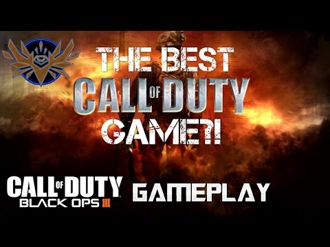 The Best Call of Duty Game! Call of Duty on Hiatus?! - Black Ops 3 Gameplay