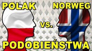 Polak vs. Norweg - podobieństwa | ????????????????????