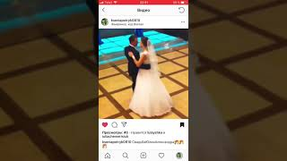 Свадьба Юлии и Александра🌹🌹🌹