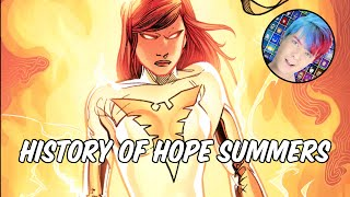 History of Hope Summers - The Mutant Messiah