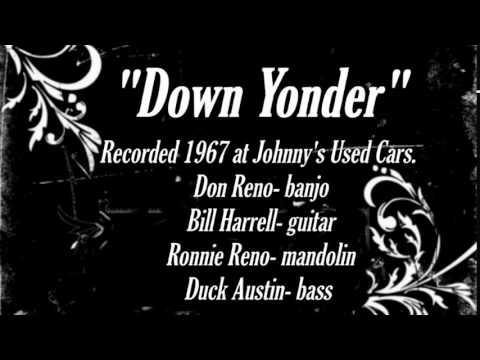 """""""Down Yonder"""" - Don Reno 1967"""