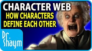 Character Web: How Characters Define Each Other